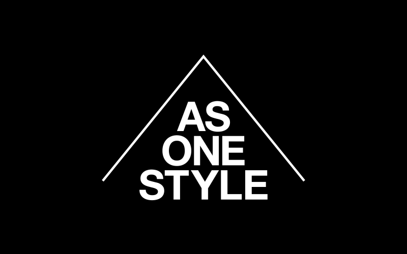 AS ONE STYLE Identity